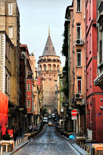 Galata tower galata kulesi istanbul 39 s for Galata 1875 suites