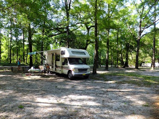 Traders Hill Campground, Tracys Ferry Road, Folkston, Georgia, United States