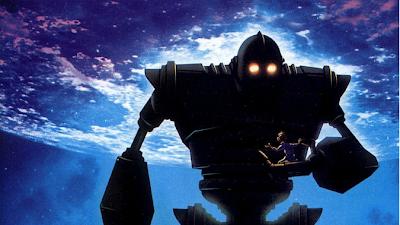 Iron Giant - released 1999
