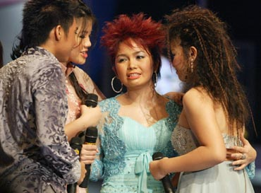 Indonesian Idol on Samandayu  Indonesian Idol Dari Waktu Ke Waktu