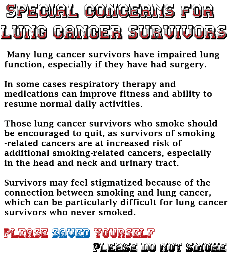 lung cancer research essay