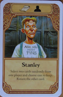 Discworld: Ankh-Morpork - The Stanley Game Card