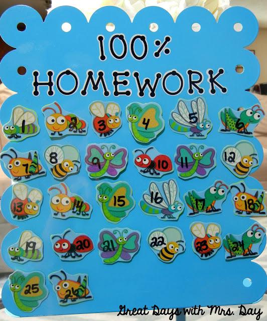 Homework Tracker Student Calendar View
