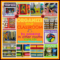 photo of: Classroom Organization of Materials brought to you by RainbowsWithinReach