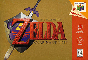 The Legend of Zelda: Ocarina of Time Review The_Legend_of_Zelda_Ocarina_of_Time_box_art2
