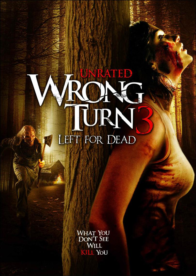 Wrong Turn 3: Left for Dead / Погрешен завой 3 (2009)