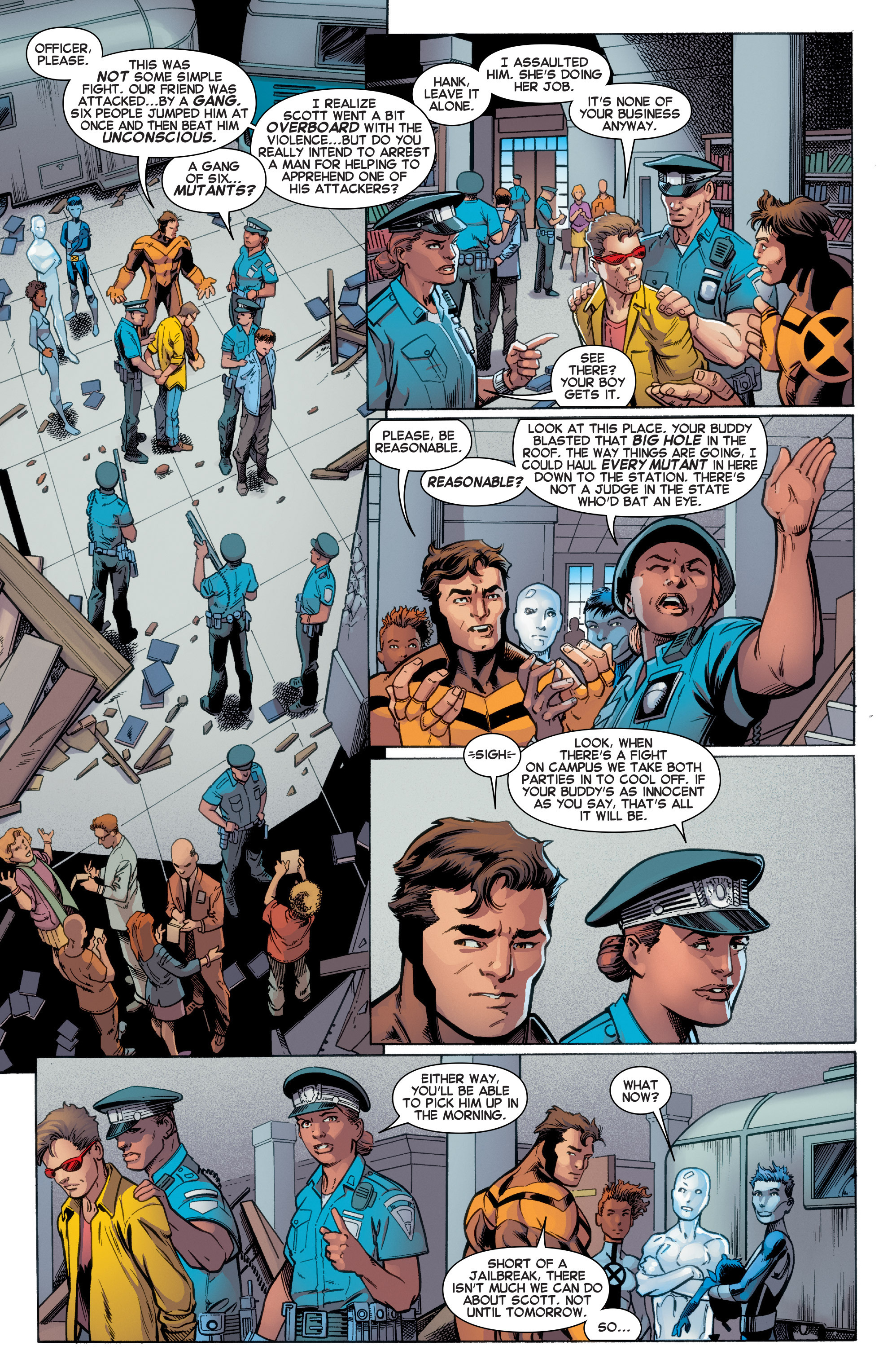 All-New X-Men (2016) Issue #2 #4 - English 7