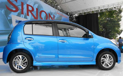 Review Mobil Daihatsu All New Sirion 1.3 D FMC AT