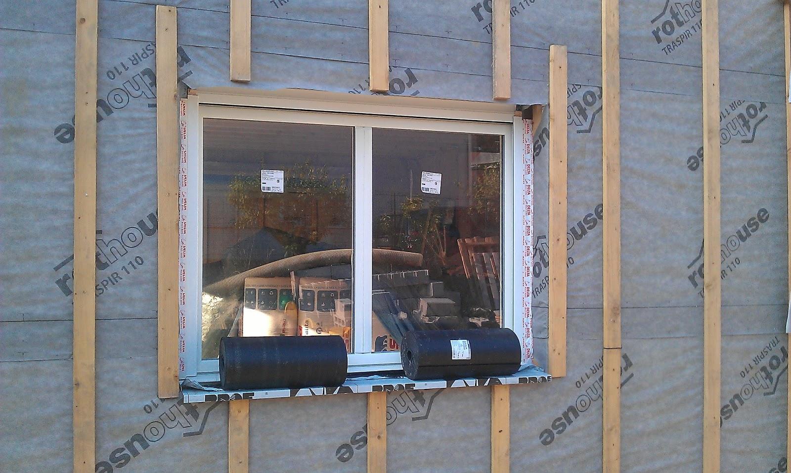 les furets du bois j83 j85 etanch it phase 2 isolation int rieure fin et fen tres. Black Bedroom Furniture Sets. Home Design Ideas