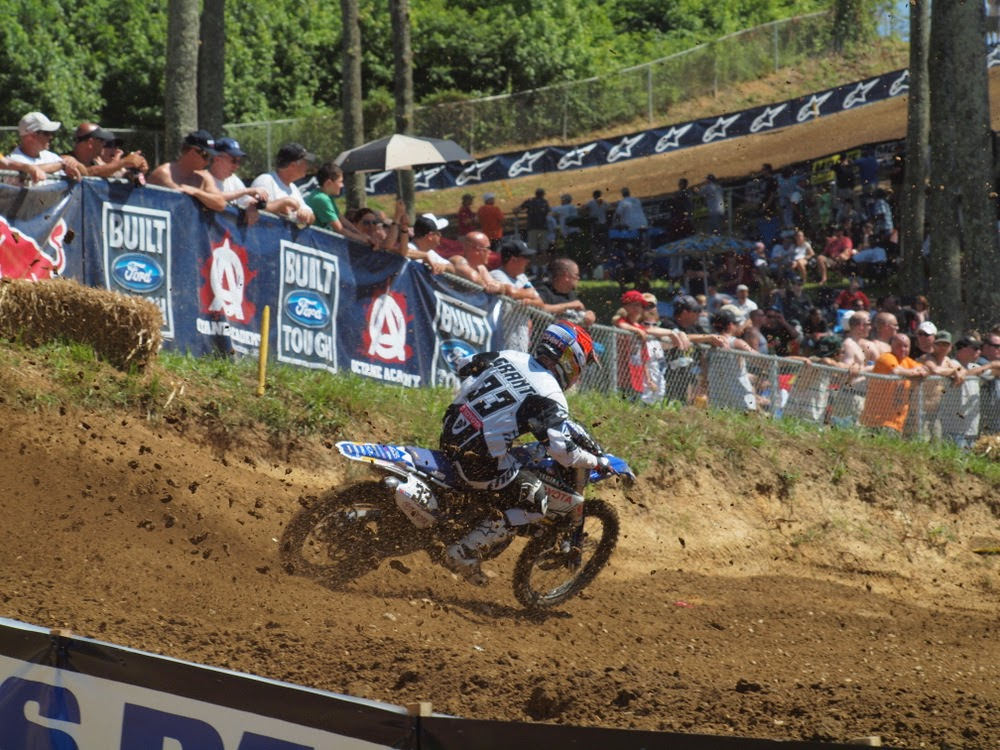 Josh Grant - Budds Creek 2013