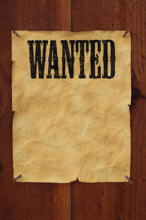 Wanted:
