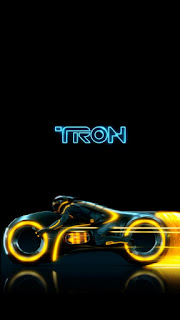 Tron iPhone Background Wallpapers