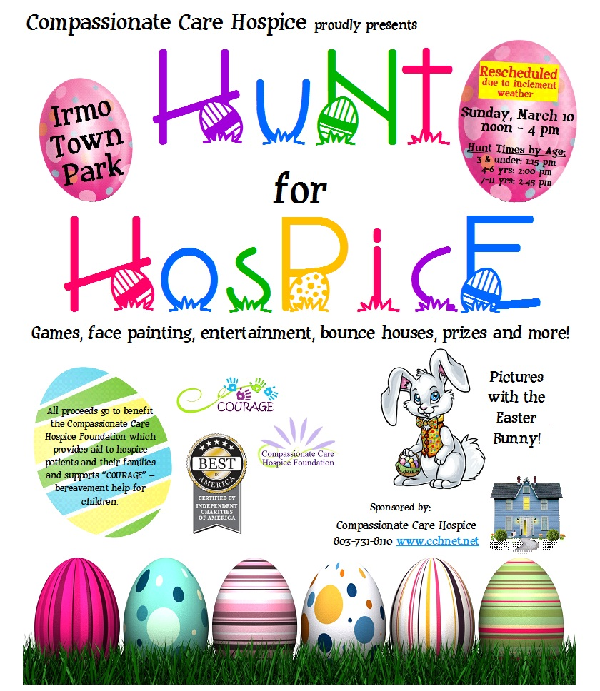 Hunt for Hospice