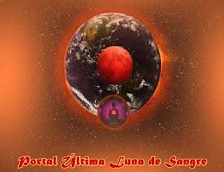 En este momento, venimos a invitarlos a reunirse e ingresarse en la Unidad, que es lo que este Portal de la última Luna de Sangre creará, para que participen de esta hermosa cocreación.