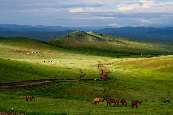 Mongolija Mongolija-slike
