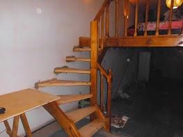 Entrepisos de madera escaleras modificaci n y for Escalera de madera para entrepiso
