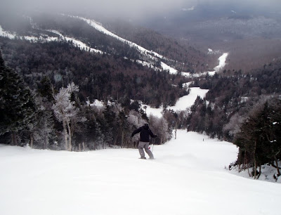 Skiing Lies at Gore Mountain, Thursday Feb 2, 2012.   The Saratoga Skier and Hiker, first-hand accounts of adventures in the Adirondacks and beyond, and Gore Mountain ski blog.