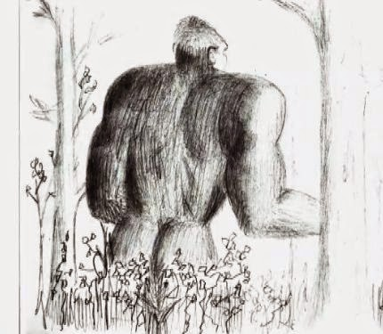 Mike Ritchburg Bigfoot Encounter