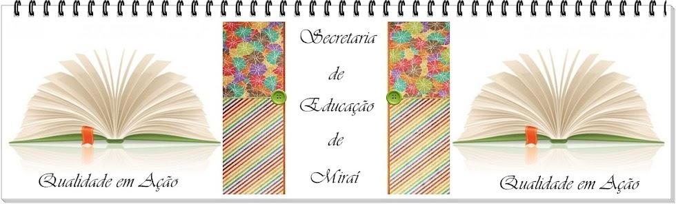 Secretaria Municipal de Educação de Miraí