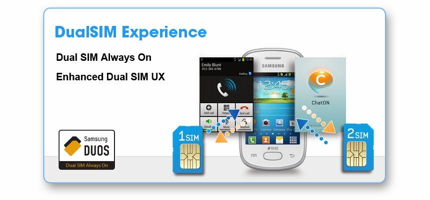 Fitur dan Spesifikasi Samsung Galaxy Star GT-S5282