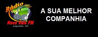 Rádio Nova Vale FM 104,9 MHz