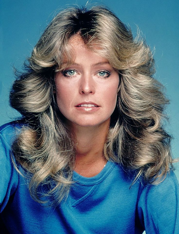 16 vintage celebrity iconic hairstyles that are still on for Farrah fawcett poster