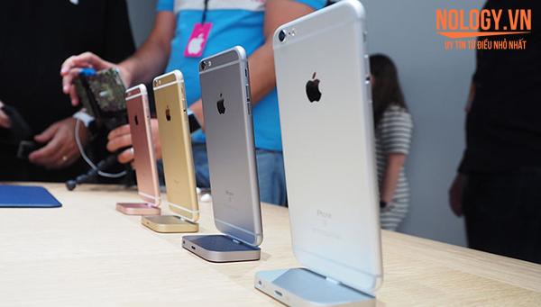 iPhone 6S xách tay liên tục giảm giá