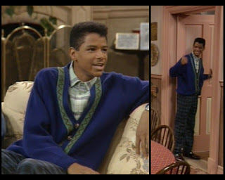 Cosby Show Huxtable fashion blog 80s sitcom Dondre Whitfield Robert