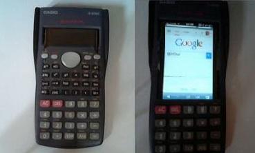 kalkulator canggih