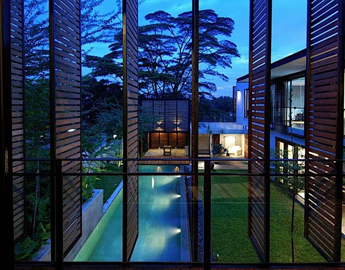 Denai house by razin architect an ds blog Home architecture malaysia