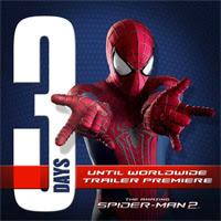 Solo faltan 3 dias para ver el trailer de The Amazing Spider-man 2