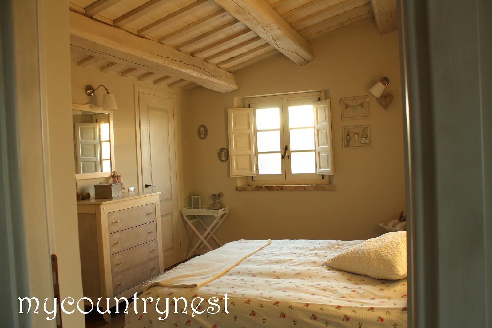 Pareti colorate per camere da letto parete gialla camera - Pareti colorate per camere da letto ...