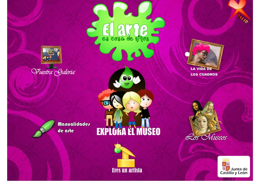 http://www.educa.jcyl.es/educacyl/cm/gallery/Recursos%20Infinity/aplicaciones/arteninos/arty/vida_cuadros.html