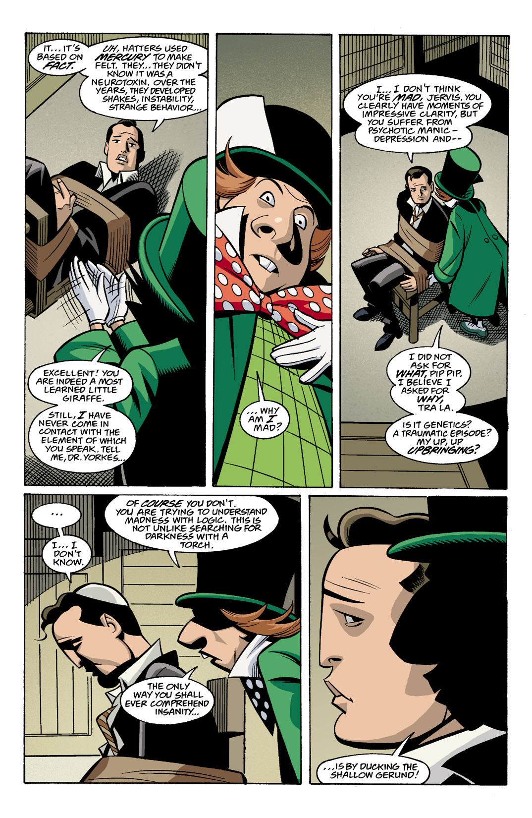 Detective Comics (1937) Issue #787 Page 11