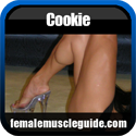 Cookie Fitness Legs Model Thumbnail Image 1