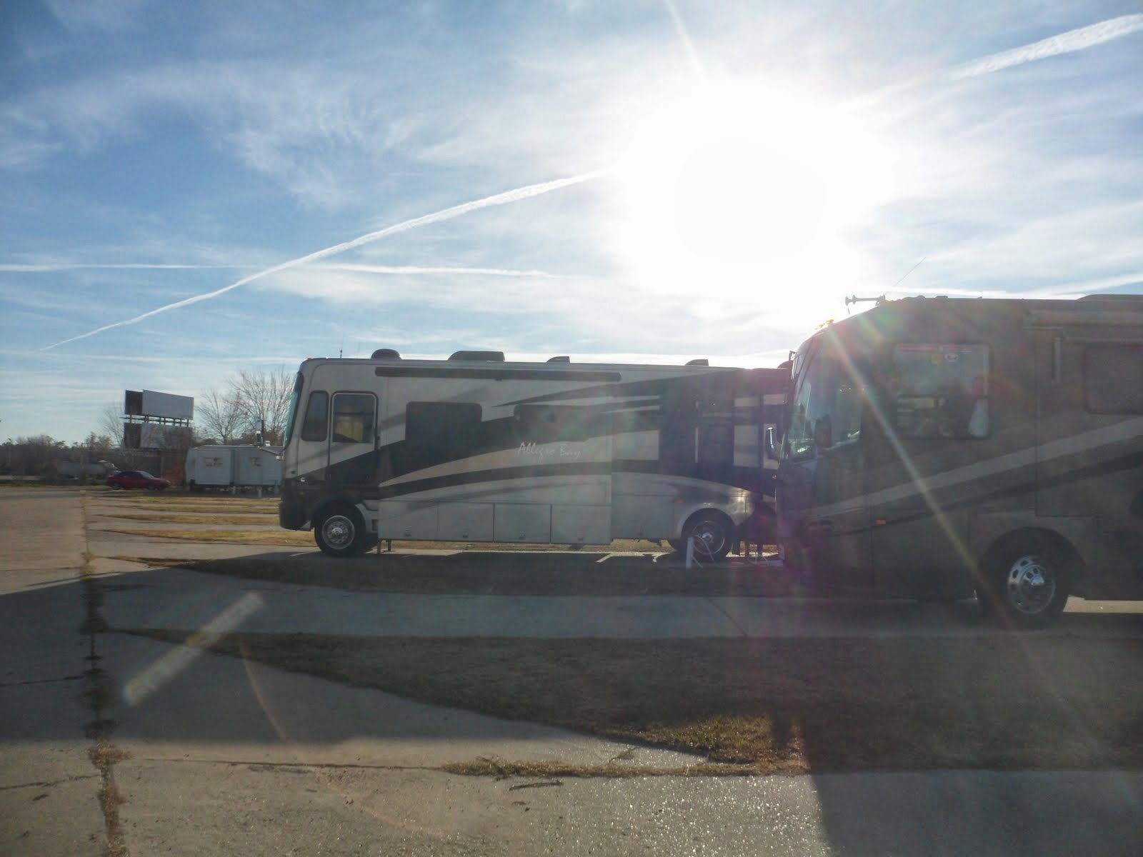 Busters Travels Tom Sawyer Rv Park West Memphis Ar