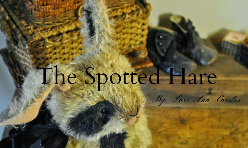 The Spotty Hare