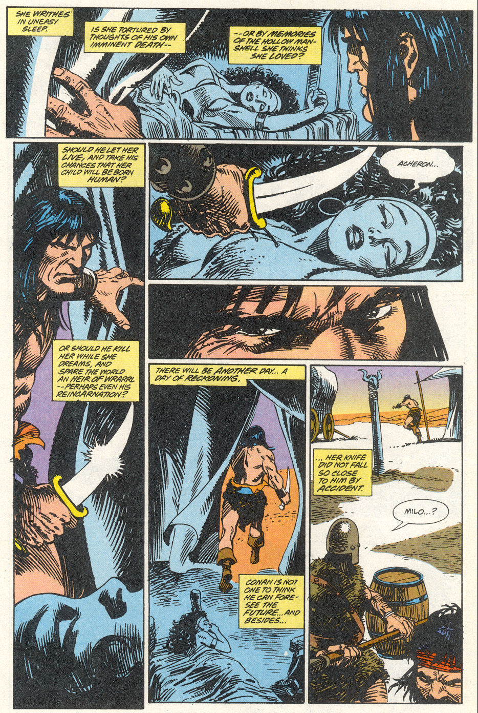 Conan the Barbarian (1970) Issue #275 #287 - English 14