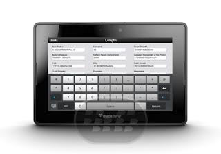 Units : es una aplicación muy útil que le permite convertir fácilmente de varias unidades en lotes de los demás. Las unidades se pueden convertir cientos de unidades en 43 categorías diferentes, incluyendo la velocidad, tiempo, longitud, volumen, superficie, potencia, temperatura, consumo de combustible, ropa y tallas de zapatos y un montón más! Compatibilidad BlackBerry PlayBook OS 1.0 o Superior Descarga APPWORLD Fuente:blackberrygratuito