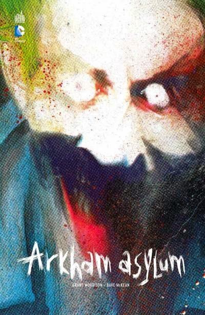 Batman, Arkham Asylum chez Urban Comics