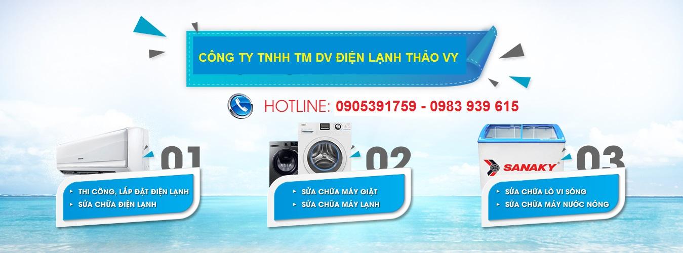 Công Ty TNHH TM DV Điện Lạnh Thảo Vy