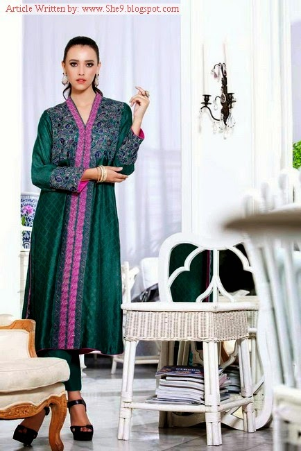 Gul Ahmed Eid G-Pret Dress Collection 2014