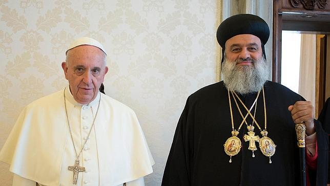 Patriarca Moran Mor Ignatius Afrém II
