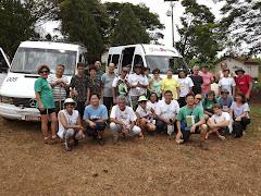 Caminhada Internacional de Cambira dia 09/12/2012