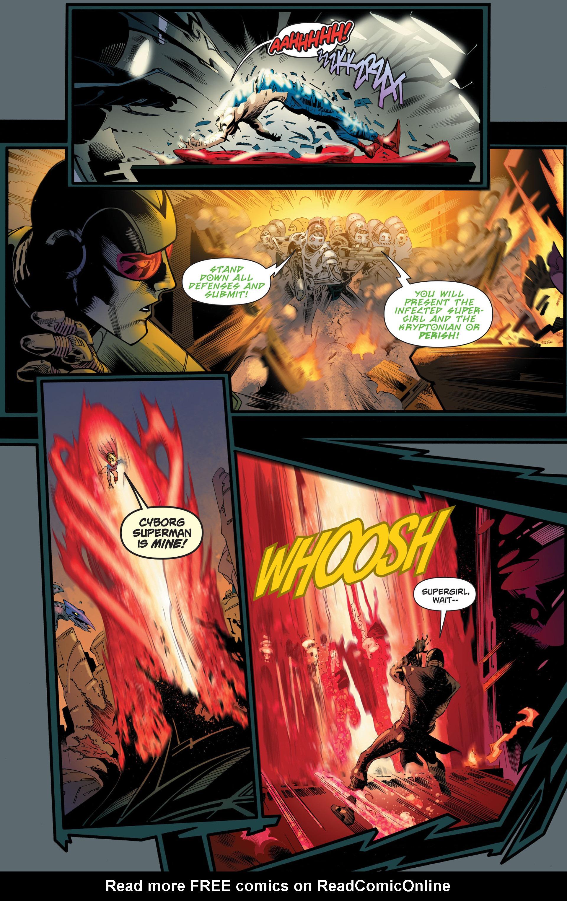 Supergirl (2011) Issue #24 #26 - English 13