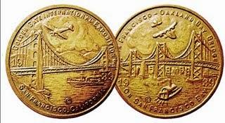 Souvenir GGI San Francisco 1939