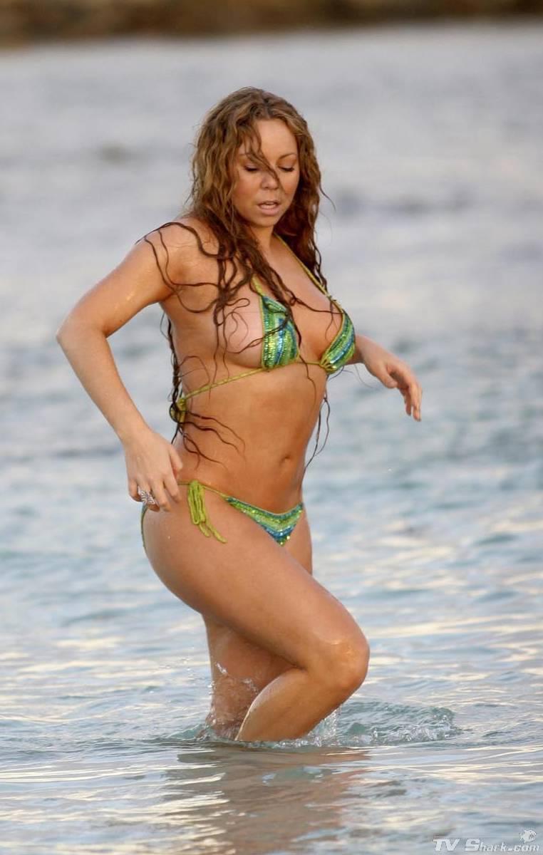 Mariah Carey Bikini Bodies
