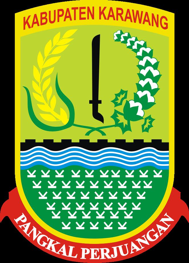 Karawang Indonesia  city images : Logo Kabupaten Karawang Kumpulan Logo Indonesia