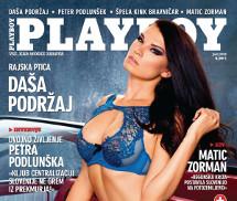 Dasa Podrzaj Playboy Eslovénia Julho 2016