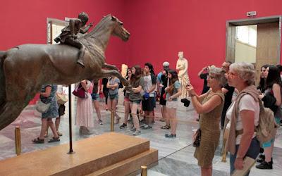 Ούτε φέτος ηλεκτρονικό εισιτήριο σε μουσεία και αρχαιολογικούς χώρους